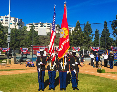 2020 Dana Point Veterans Day Ceremony 11/11/20